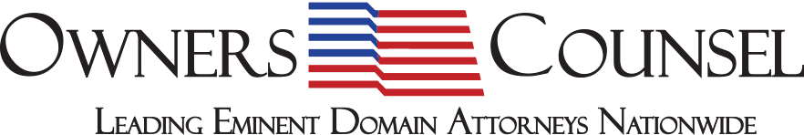 Owners Counsel - Leading Eminent Domain Attorneys Nationwide