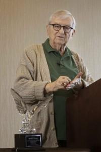 Gideon Kanner introduces Prof. Callies.