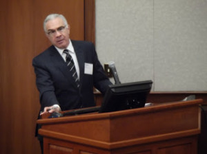 """Mark Savin discusses how Prof. Merrill's landmark article """"The Right to Exclude"""" can be applied in the practice of eminent domain law."""
