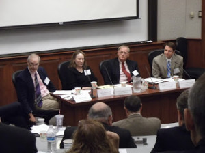 Andrew Brigham joins a panel discussing government forbearance.