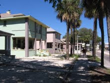 The Wendlers wish to redevelop the apartment homes they own along King and Oveido Streets in downtown Saint Augustine into a Flagler-style boutique hotel. The City, however, has denied their demolition permits.